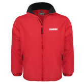 Red Survivor Jacket-Dragons