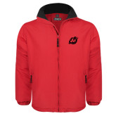 Red Survivor Jacket-Dragon Mark