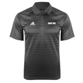 Adidas Climalite Charcoal Jaquard Select Polo-Dragons