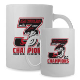 Full Color White Mug 15oz-NSIC 3 In A Row Champions