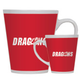 Full Color Latte Mug 12oz-Dragons