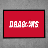 Full Color Indoor Floor Mat-Dragons