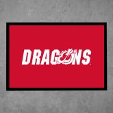 Full Color Indoor Floor Mat-Dragons