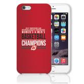 iPhone 6 Plus Phone Case-2017 Northern Sun Intercollegiate Conference Men and Women Champions