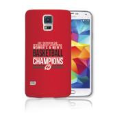 Galaxy S5 Phone Case-2017 Northern Sun Intercollegiate Conference Men and Women Champions