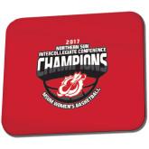 Full Color Mousepad-2017 Northern Sun Intercollegiate Conference Womens Champions