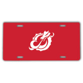 License Plate-Dragon Mark