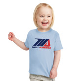 Toddler Light Blue T Shirt-Primary Mark