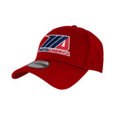 New Era Red Diamond Era 39Thirty Stretch Fit Hat-Primary Mark
