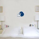 1 ft x 1 ft Fan WallSkinz-Hawk with M
