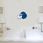 2 ft x 2 ft Fan WallSkinz-Hawk with M