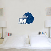 4 ft x 4 ft Fan WallSkinz-Hawk with M