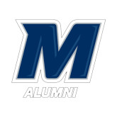 Alumni Decal-Alumni, 6 in W