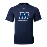 Under Armour Navy Tech Tee-Field Hockey