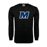 Black Long Sleeve TShirt-M