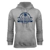 Grey Fleece Hoodie-2017 MAAC Regular Season Basketball Champions Banner