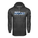 Under Armour Carbon Performance Sweats Team Hood-Monmouth Hawks