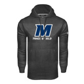 Under Armour Carbon Performance Sweats Team Hoodie-Track and Field