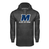 Under Armour Carbon Performance Sweats Team Hood-Club Lacrosse