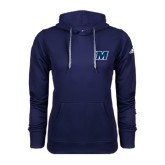 Adidas Climawarm Navy Team Issue Hoodie-M