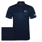 Adidas Climalite Navy Game Time Polo-Official Logo
