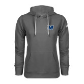 Adidas Climawarm Charcoal Team Issue Hoodie-M