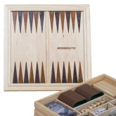 Lifestyle 7 in 1 Desktop Game Set-Monmouth Engraved