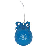 Royal Bulb Ornament-Official Logo Engraved