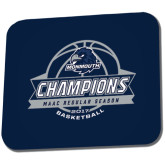 Full Color Mousepad-2017 MAAC Regular Season Basketball Champions Banner