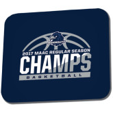 Full Color Mousepad-2017 MAAC Regular Season Basketball Champs Half Ball
