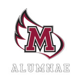 Small Decal-Alumnae