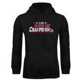 Black Fleece Hoodie-2017 USA South Division Softball Champions