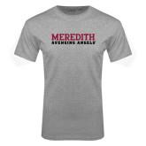 Grey T Shirt-Wordmark