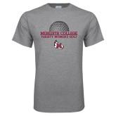 Grey T Shirt-Varsity Womens Golf