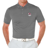Callaway Opti Vent Steel Grey Polo-Primary Mark Stacked