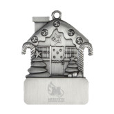 Pewter House Ornament-Primary Mark Engraved
