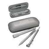 Silver Roadster Gift Set-Wordmark Engraved
