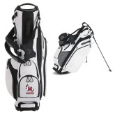 Callaway Hyper Lite 4 White Stand Bag-Primary Mark Stacked