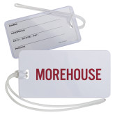 Luggage Tag-Morehouse