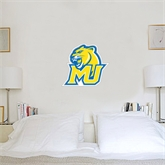 1 ft x 2 ft Fan WallSkinz-MU w/Cougar Head