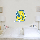 2 ft x 3 ft Fan WallSkinz-MU w/Cougar Head