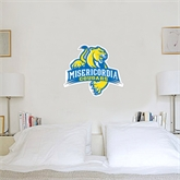 2 ft x 3 ft Fan WallSkinz-Misericordia Official Logo