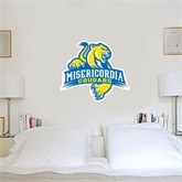 3 ft x 4 ft Fan WallSkinz-Misericordia Official Logo