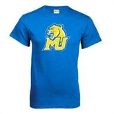 Royal T Shirt-MU w/Cougar Head