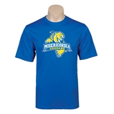 Performance Royal Tee-Misericordia Official Logo