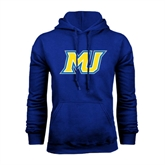 Royal Fleece Hoodie-MU