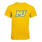 Gold T Shirt-MU