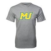 Grey T Shirt-MU