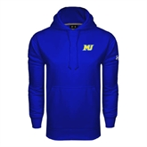 Under Armour Royal Performance Sweats Team Hoodie-MU