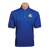 Royal Dry Mesh Polo-Misericordia Official Logo